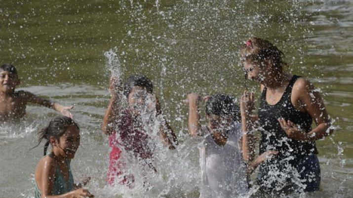 Santiago y Las Termas, las ciudades más calientes de la Argentina