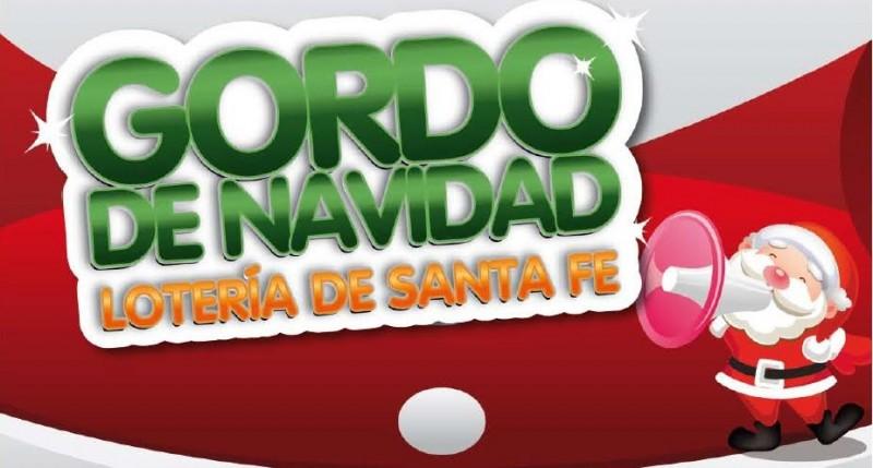 El sábado se sortea el Gordo de Navidad de Lotería de Santa Fe
