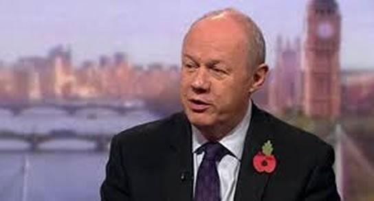 Renunció el vicepremier británico