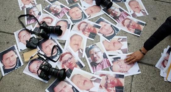 Asesinan a otro periodista en México y ya son 12 en 2017