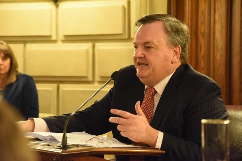 La Cámara de Senadores convirtió en Ley el Presupuesto Provincial para el año 2018