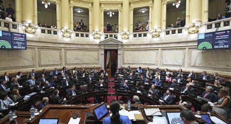 El Senado aprobó la reforma tributaria y el Presupuesto