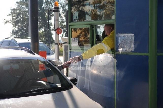 A partir de este lunes se actualizarán las tarifas de los peajes santafesinos