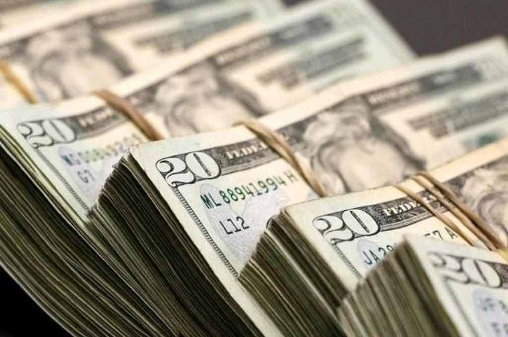 El dólar se disparó 46 centavos