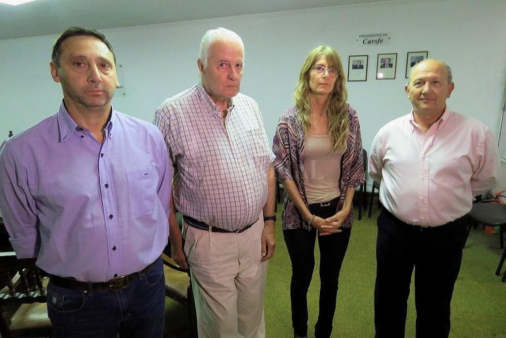La Mesa de Enlace de Santa Fe busca recuperar la iniciativa