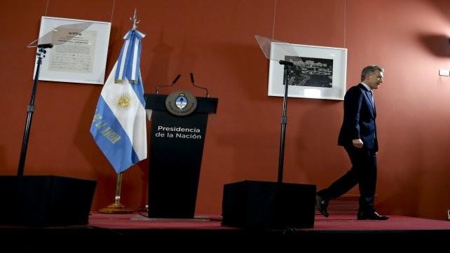 Macri, historia de un fracaso