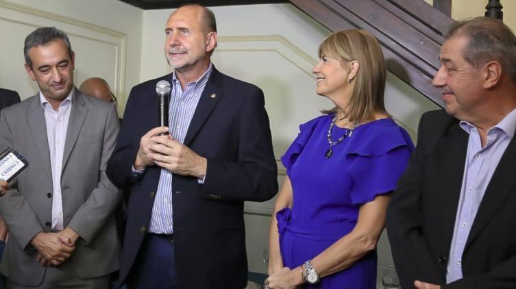 """""""Queremos consolidar una Santa Fe industrial, para convertirla en el motor de la Argentina"""""""