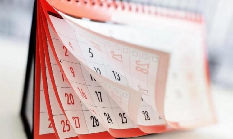 En 2020 habrá 8 fines de semana largos y 4 extra largos