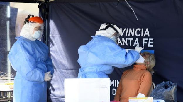 Con 1.337 casos y 40 muertes, Santa Fe superó los 150.000 contagios y llegó a los 2.279 decesos