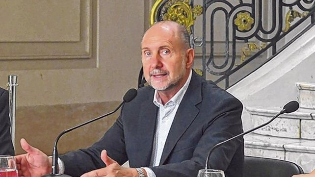 Coronavirus: Martorano confirmó que Perotti
