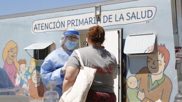 Otra baja de casos: La provincia reportó menos de 1.000 contagios y 14 fallecimientos en las últimas 24 horas