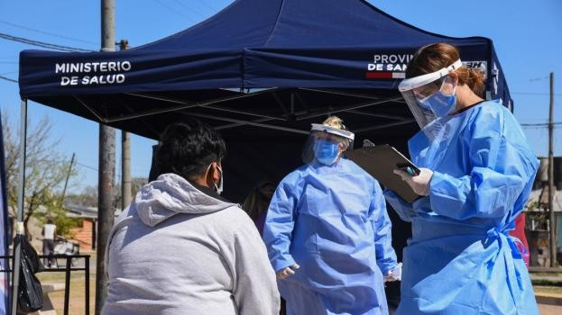 La Provincia reportó 640 casos este lunes: tiene menos de 10.000 contagios activos y más de 142.000 recuperados