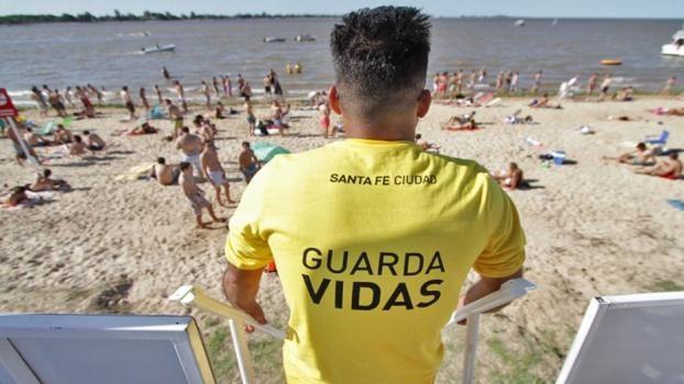 Los guardavidas piden una mejor coordinación con la policía y personal municipal en las playas