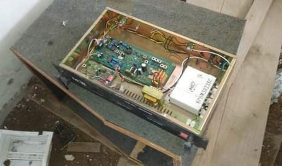La radio del obispado de Añatuya sufrió un vandálico ataque con pérdidas que superan los 3 millones de pesos