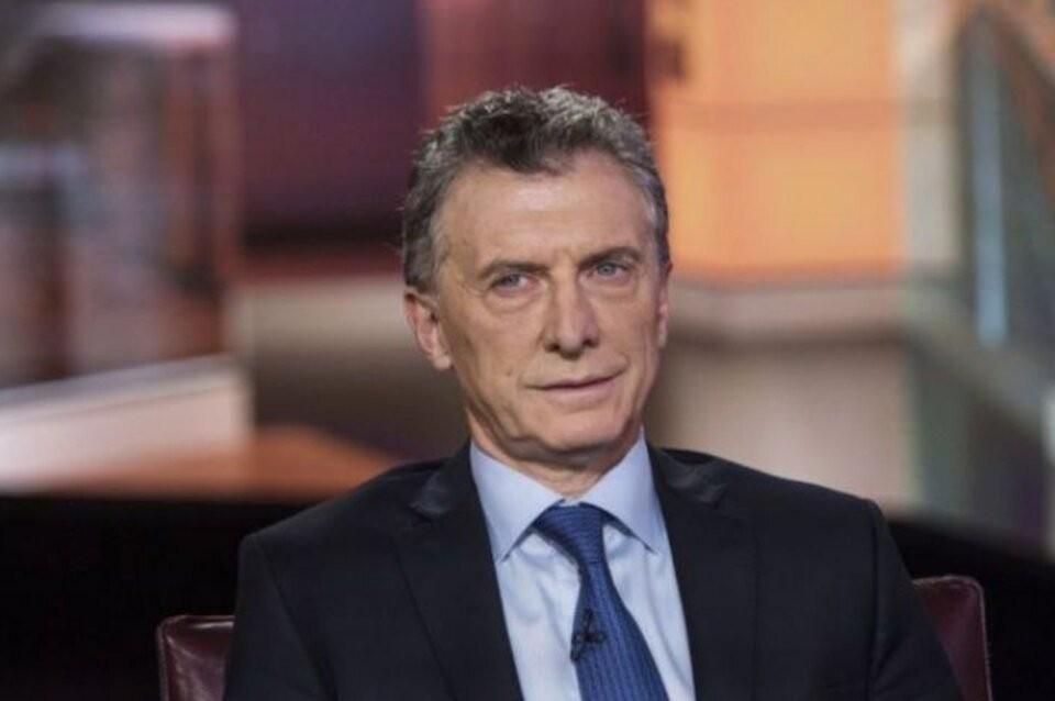 Macri se volvió a expresar contra el Gobierno: