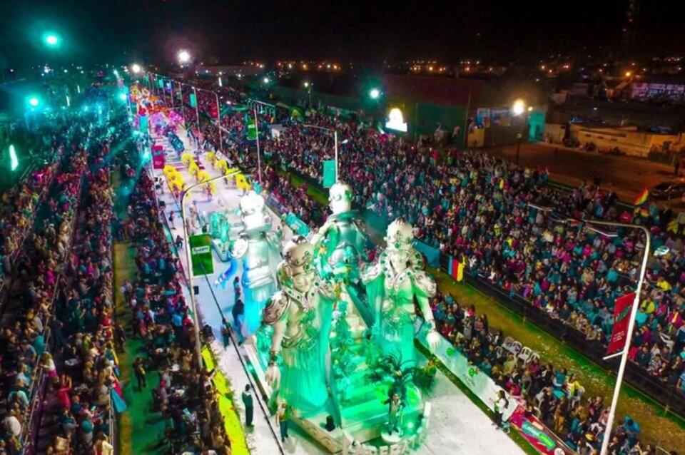 Gualeguaychú se quedó sin carnaval: confirmaron su suspensión