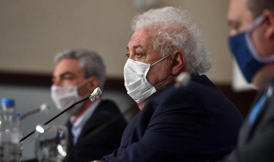 """Coronavirus en la Argentina: Ginés González García reveló que Pfizer puso """"condiciones inaceptables"""""""