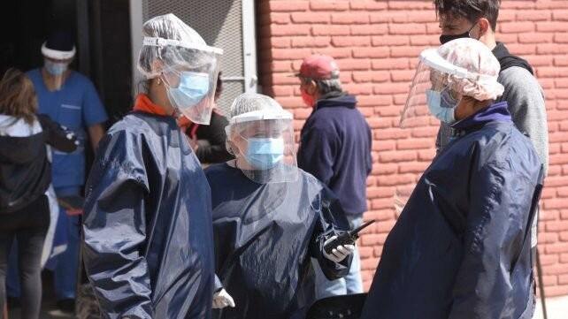 Santa Fe fue el distrito con más fallecimientos diarios de coronavirus en todo el país