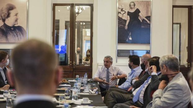 Reunión de gabinete económico: el Presidente ordenó ser rigurosos en el control de precios
