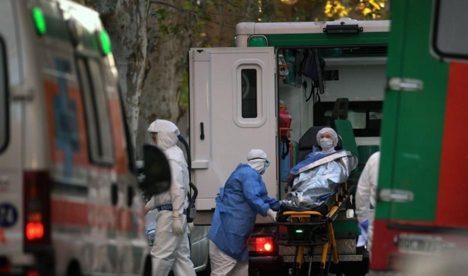 Otras 257 personas murieron y 8.141 fueron diagnosticadas con coronavirus en el país