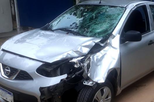 El conductor que choco y mató a un joven en la 168 abandonó el auto, se dio a la fuga y después se entregó