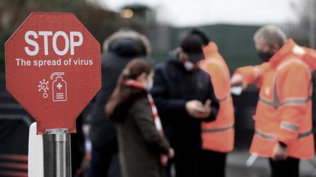 La nueva cepa de coronavirus ya fue detectada en ocho países europeos