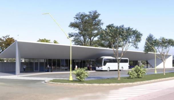 El Gobierno provincial construirá una terminal de ómnibus en Calchaquí por $ 170 millones