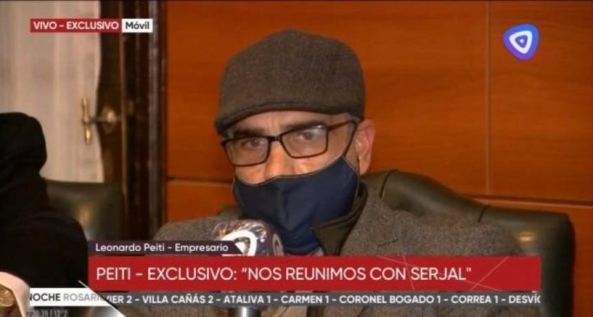 Una causa en Melincué sobre casinos ilegales deja a Peiti al borde de ir a la cárcel