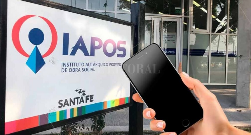 Presentan la app de Iapos