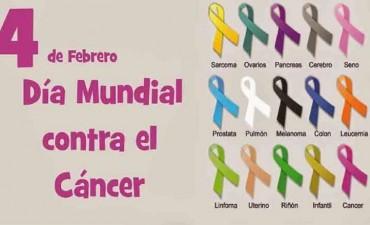 La provincia adhiere al Día mundial del cáncer