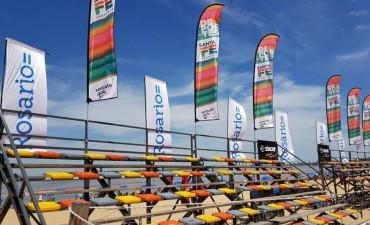 Comienza la 2ª etapa del Grand Slam Sudamericano de Beach Voley en Rosario