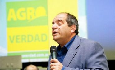 Salvador Di Stefano: ¿cuál sería la cosecha de soja y maíz si sigue la seca?