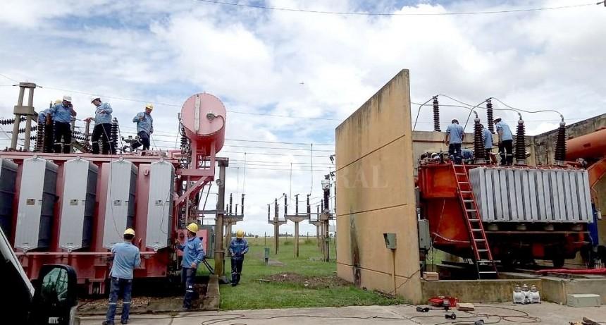 Récords de demanda de energía en la provincia y en las ciudades de Santa Fe y Rosario