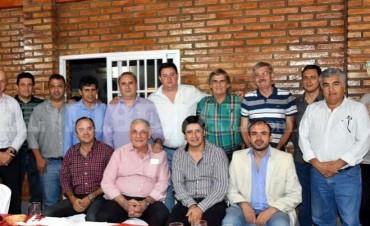 Reunión de intendentes en Loreto