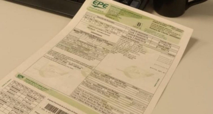 La EPE lanza un diseño sustentable para las facturas