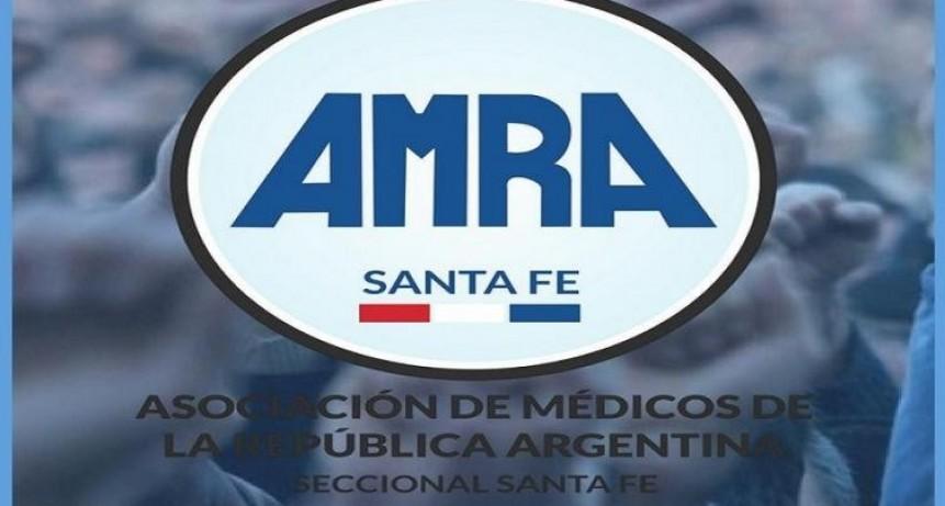 AMRA aceptó la propuesta del Gobierno