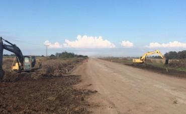 La Obras del 2° tramo del acceso a Ambrosetti ya está en marcha