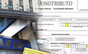 Rigen cambios en la forma de pago del monotributo