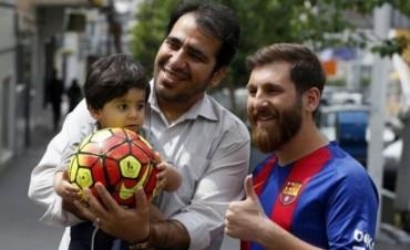La popularidad del Messi