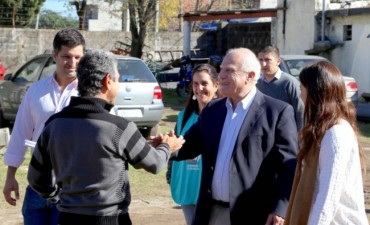 "Lifschitz: ""El Plan Abre es llegar a cada hogar con políticas sociales de manera personalizada"