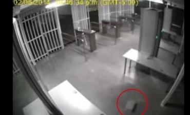 Un fantasma en una cárcel de México aterroriza a YouTube