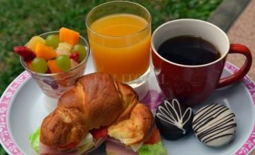 El desayuno, el combustible del día