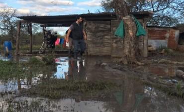 Emergencia hídrica: Protección Civil intensifica acciones en el norte santafesino
