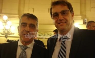Danilo Capitani insiste con la figura del médico público con dedicación exclusiva