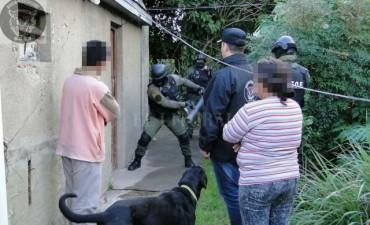 Un policía retirado y otro en actividad presos por robar cinco vacunos en San Justo