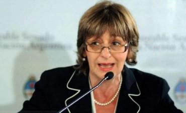 Citarán a Gils Carbó al Congreso para que declare por la causa Odebrecht