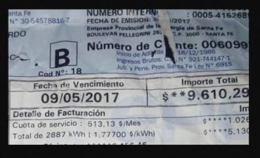 Juntan firmas para frenar el aumento de la tarifa eléctrica