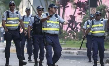 Incidentes en Brasil entre la policía y manifestantes que piden la renuncia de Temer