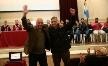 El PS ratificó su pertenencia al Frente Progresista para las elecciones