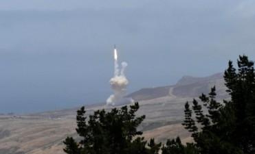 Estados Unidos probó un misil en el Pacífico y crece la tensión con Corea del Norte